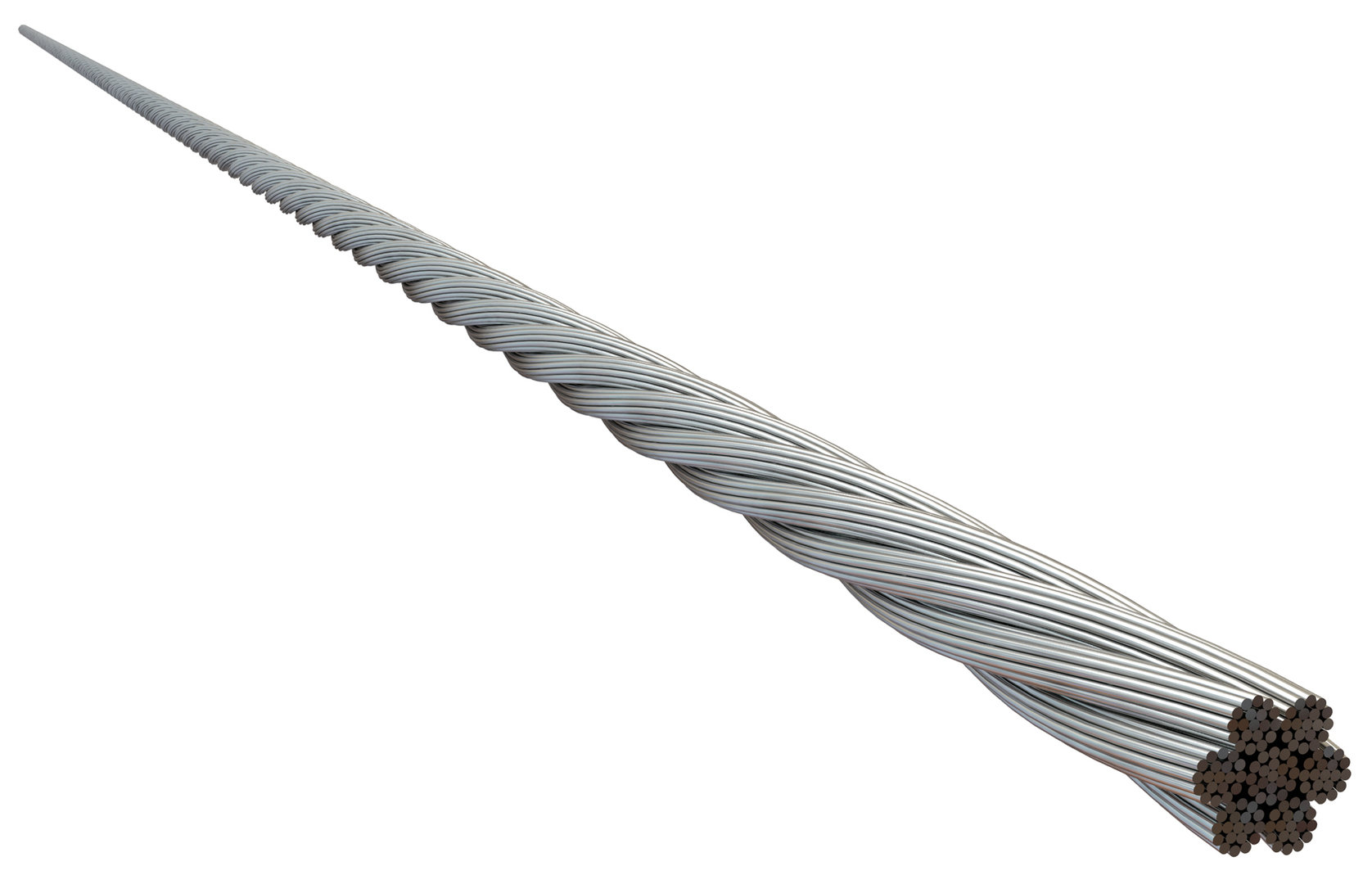 Wire Per Metre Length 4mm 7 19 Stainless Steel Korean Made