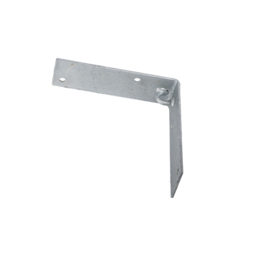 Corner Bracket 250mm x 250mm Internal Galvanised