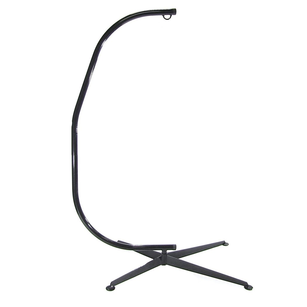 Hammock Chair Stand with Caribbean Hammock