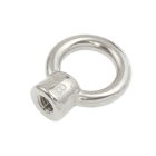 8mm Eye Nut 316 Grade Stainless Steel