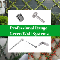 Green Wall Systems - Professional
