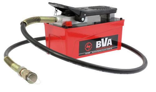BVA Hydraulic (Foot controlled) Air Pump for Swage Press 30T & 50T
