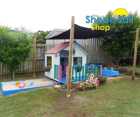 Thanks Bill and Vicky for sending in your lovely pictures of the shade sail over the cubby house. What a fantastic set up!\\n\\n12/02/2016 3:59 PM