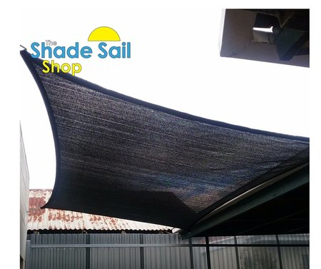 Our small shade sail are a perfect fit for smaller areas. Shade sail is a 2x3m black in our shady lady range.\\n\\n24/07/2016 6:11 PM