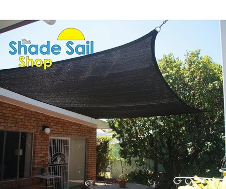 Anthony has replaced his old shade sail with our 4x5m Black sail. Thanks for your photos.\\n\\n18/02/2016 2:53 PM