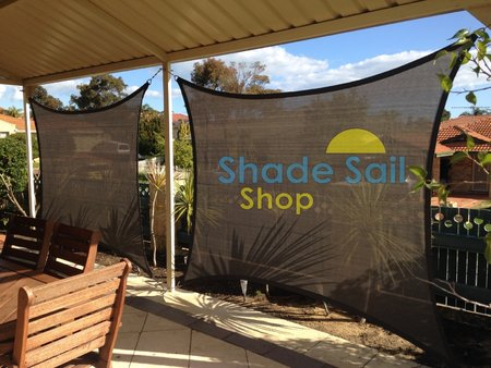 Melanie sent us in her pictures of her newly installed 2x2.5 grey rectangle Shady Lady shade sails. She is using them for screening and we think they are perfect for the job and look great! Thanks Melanie\\n\\n25/08/2015 3:21 PM