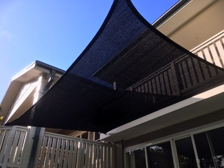 Thank you so much for our sail The black looks very smart and a perfect size over our pool deck A perfect replacement Tim and Lisa OBrien\\n\\n8/01/2017 11:06 AM