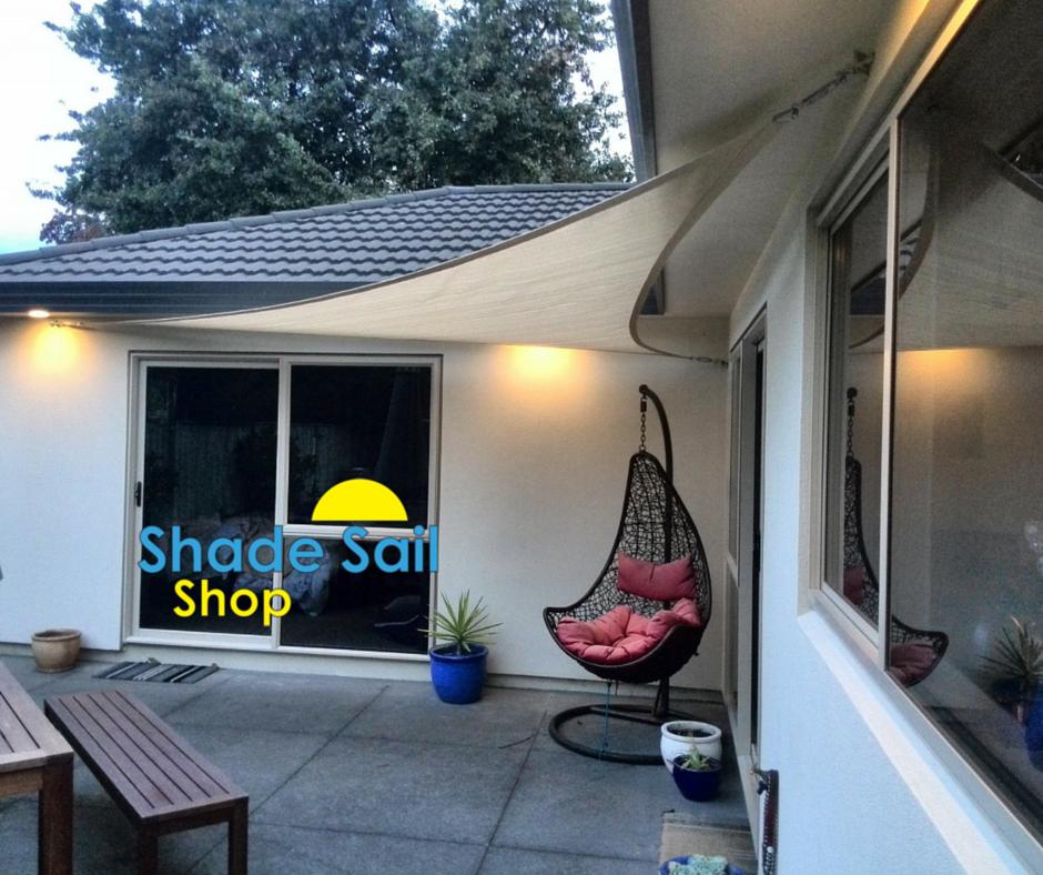 Shade cloth store