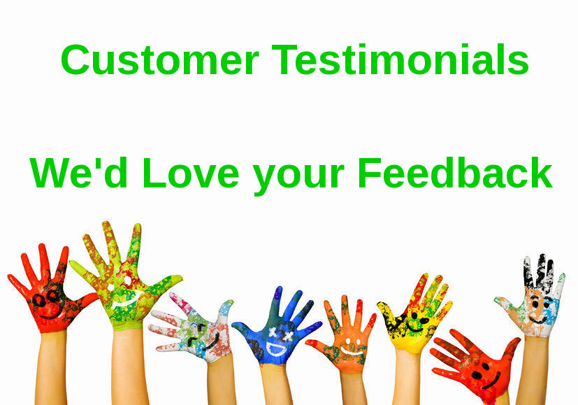 Customer testimonials feedback the outdoor shop australia